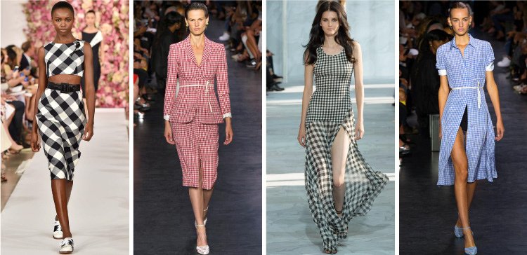 NYFW-ss15-Gingham1