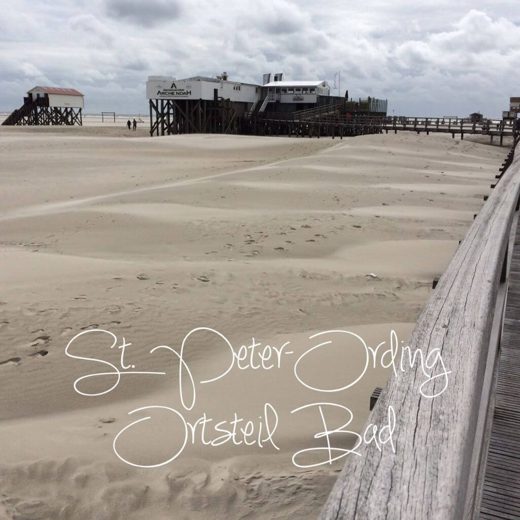 St Peter-Ording - Going back in time...