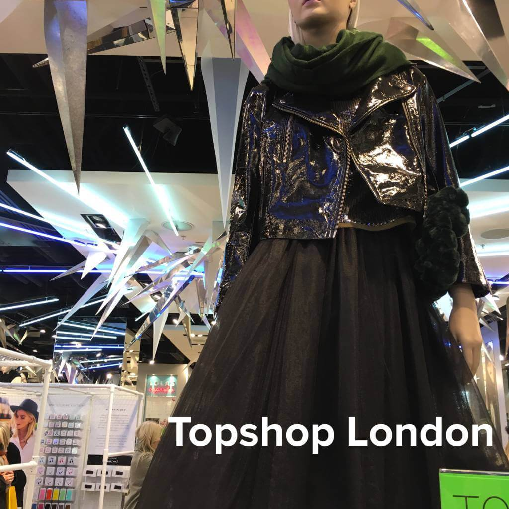 Topshop London by FunkyForty