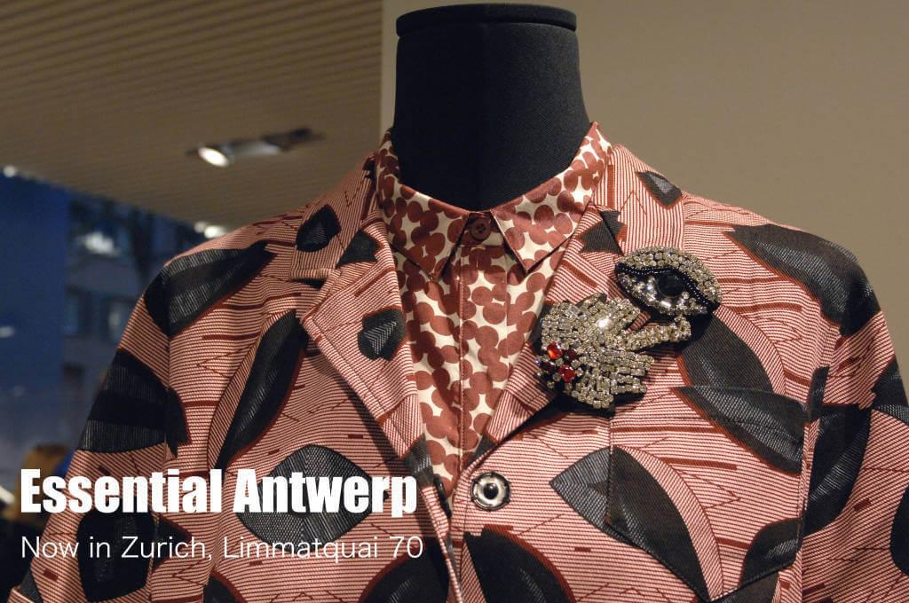 Essential Antwerp