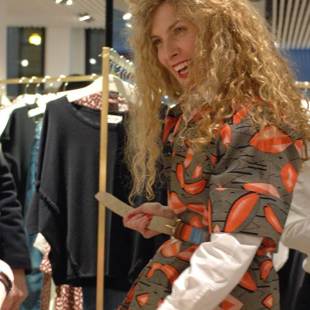 Sabrina Pesenti, Blonderblog