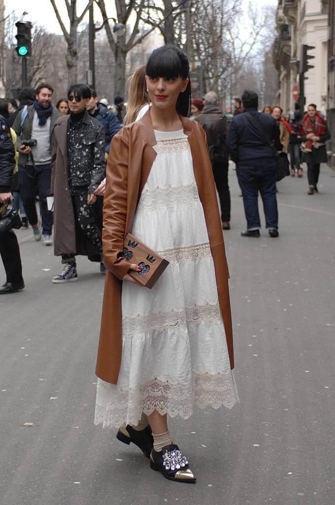Laura Cormolli Paris Street Style