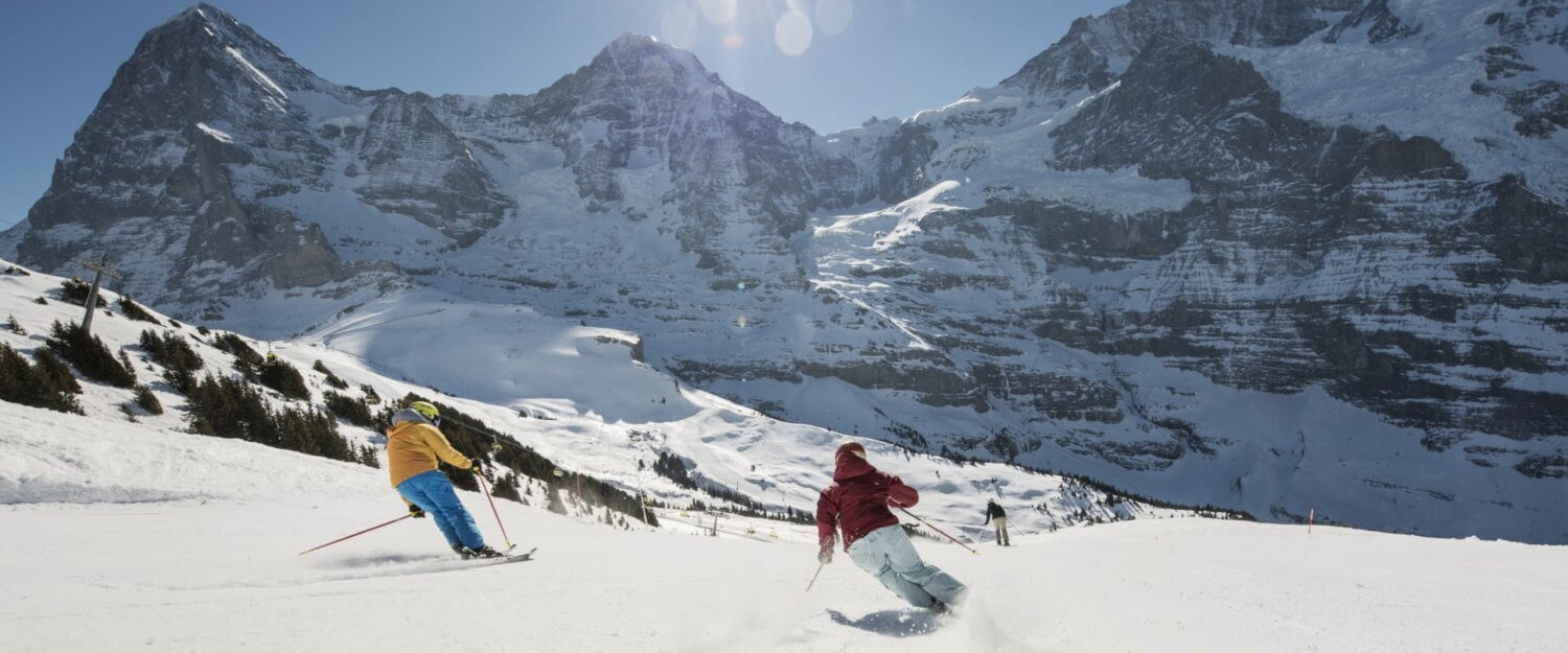 Jungfrau Region - Ski for Free