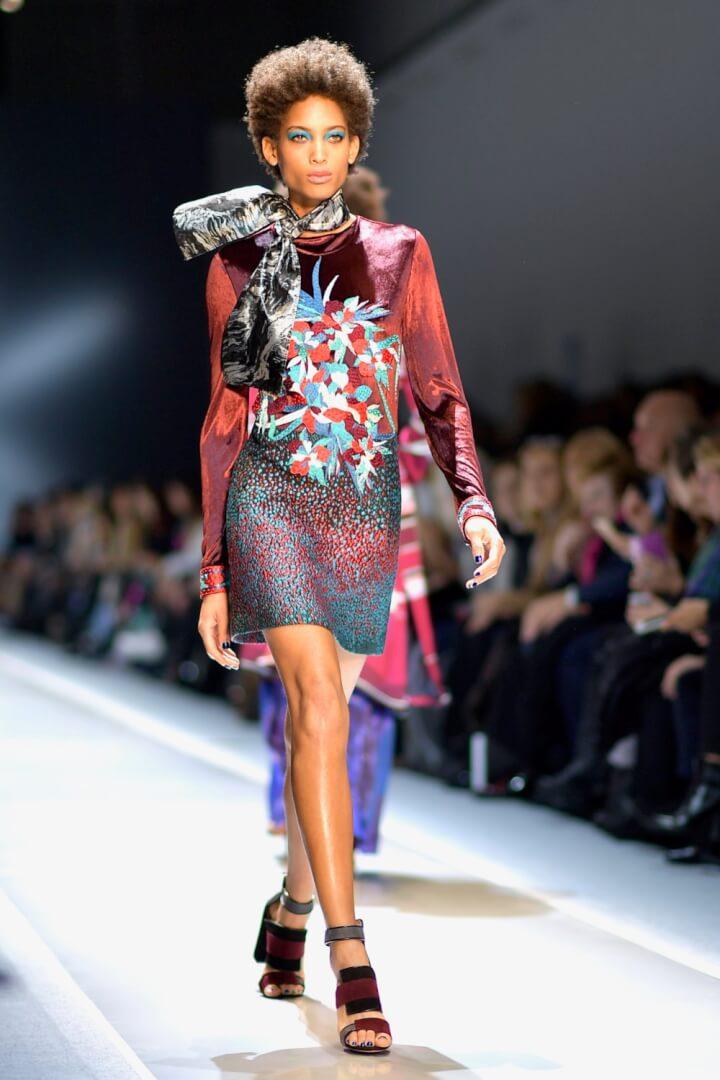 Leonard Paris - Paris Fashion Week Fall