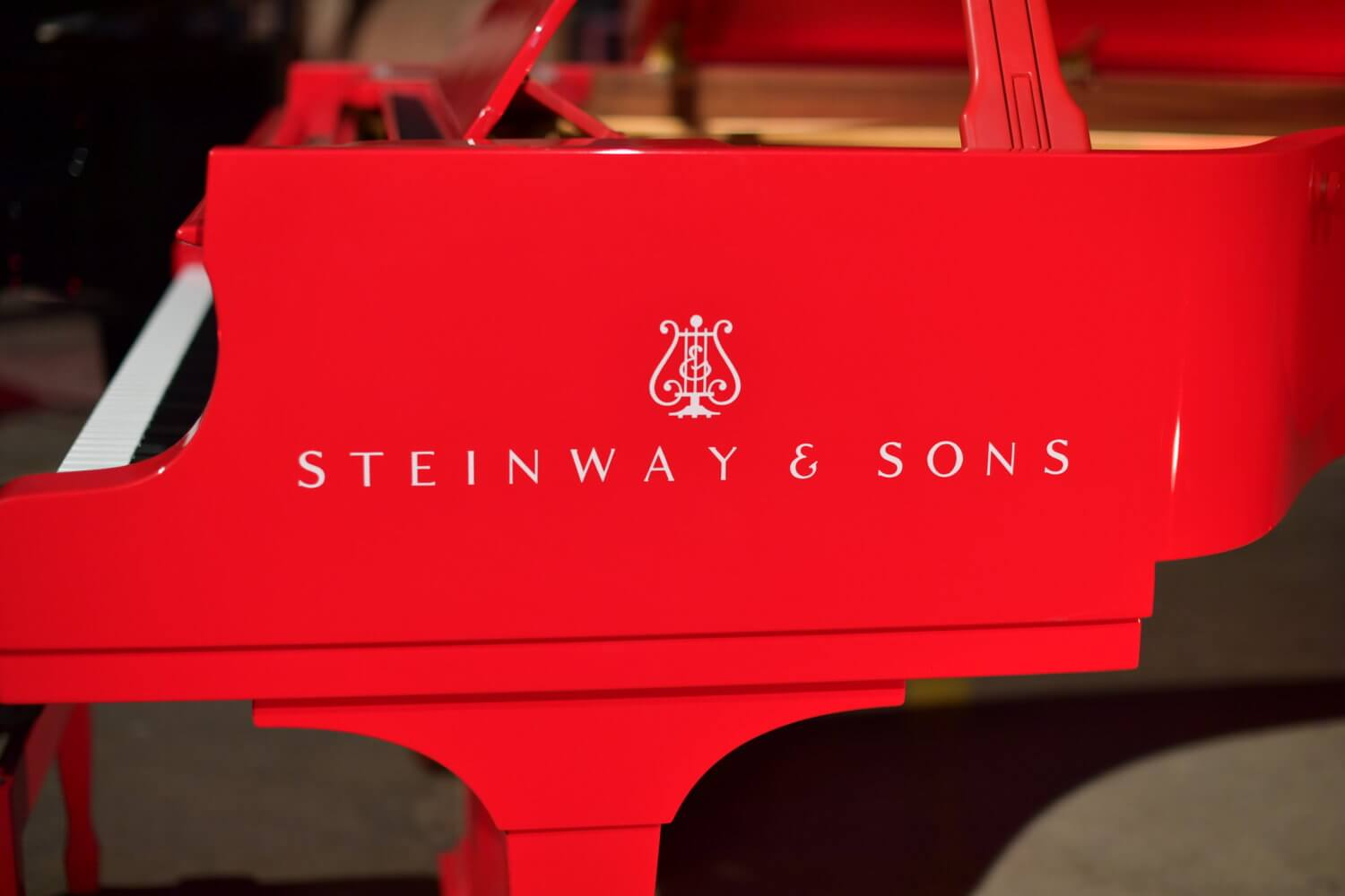 Behind the Scenes at Steinway & Sons