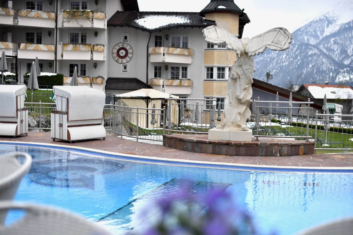 A weekend of Wellness & Adventure - Post Hotel Achenkirch