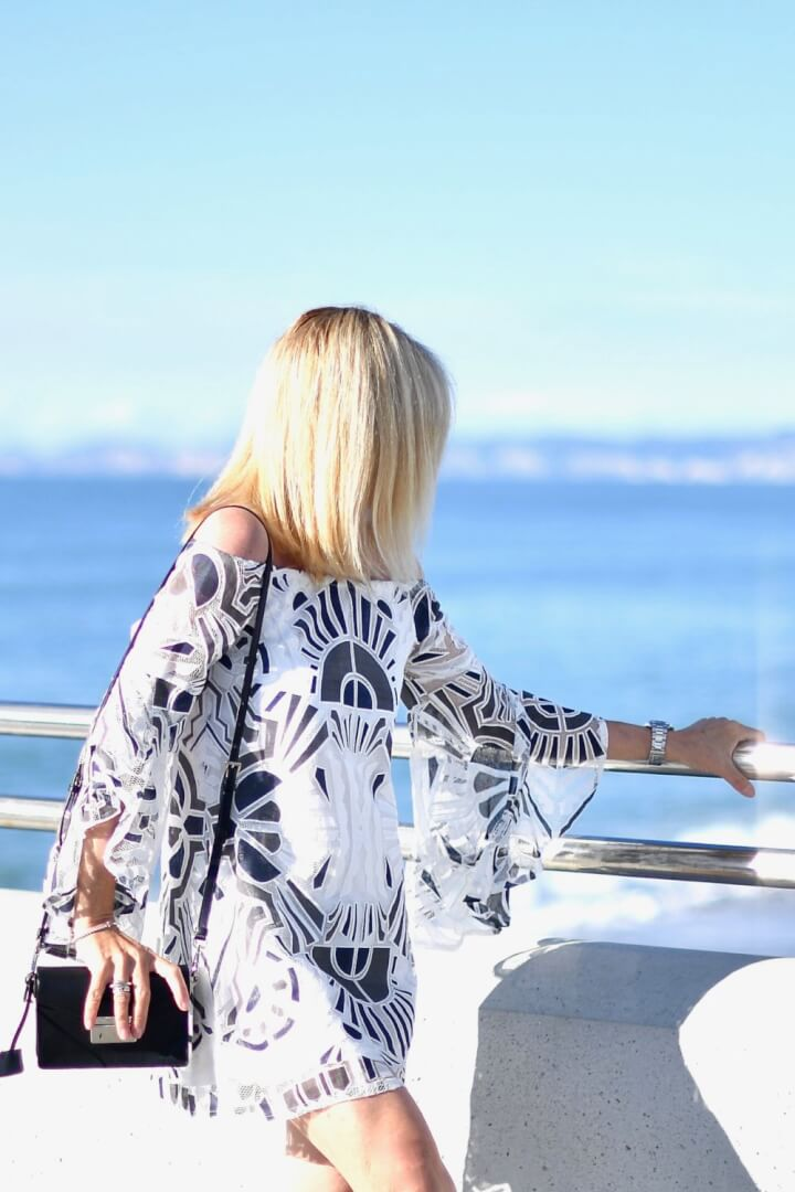 Off the Shoulder Must Have: Ageless Style Linkup