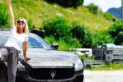 FunkyForty Review -  Maserati Quattroporte