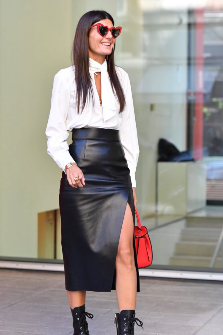 15 Street Style Looks To Copy From Milan Fashion Week Part 2 Funkyforty Funky Life Style