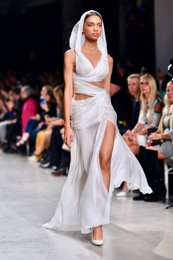 Paris Fashion Week Valentin Yudashkin
