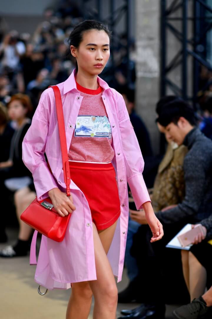 East meets West with Shiatzy Chen - Paris Fashion Week SS 2018