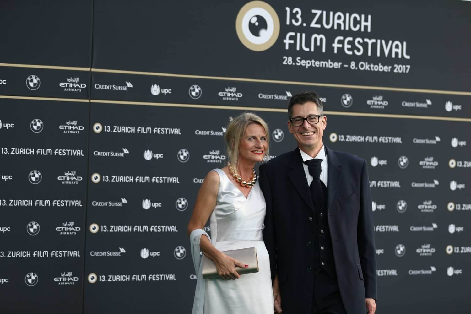 Big Gala Nite at Zurich Film Festival with Bucherer