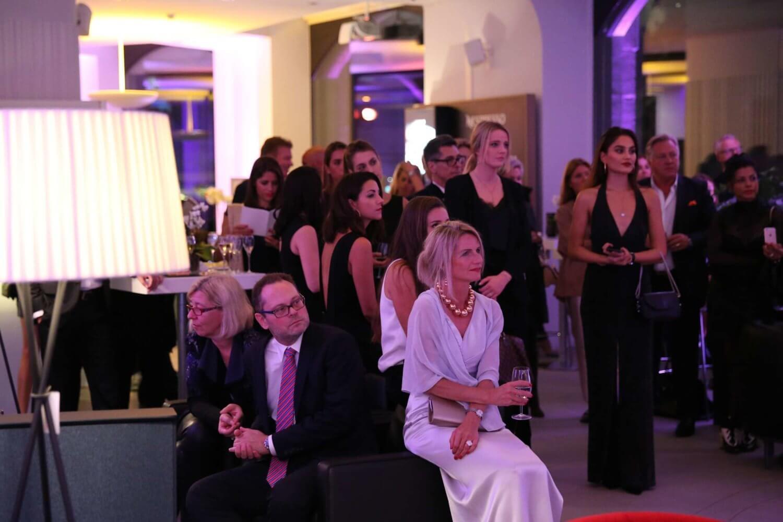 Big Gala Nite at Zurich Film Festival with Bucherer
