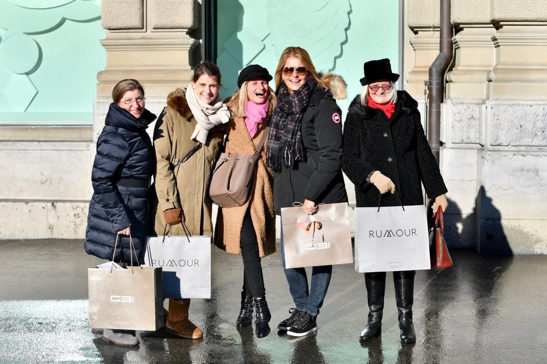 Zurich Shopping Off the Beaten Track