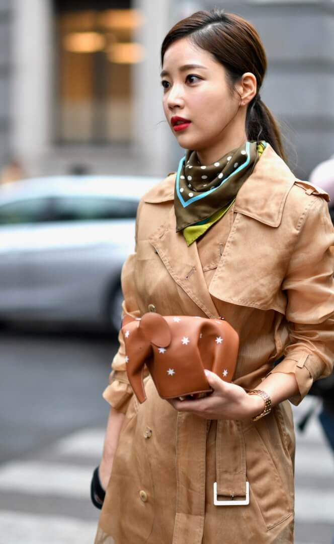 Milan Fashion Week Street Style 2018 - The Best Suits and More