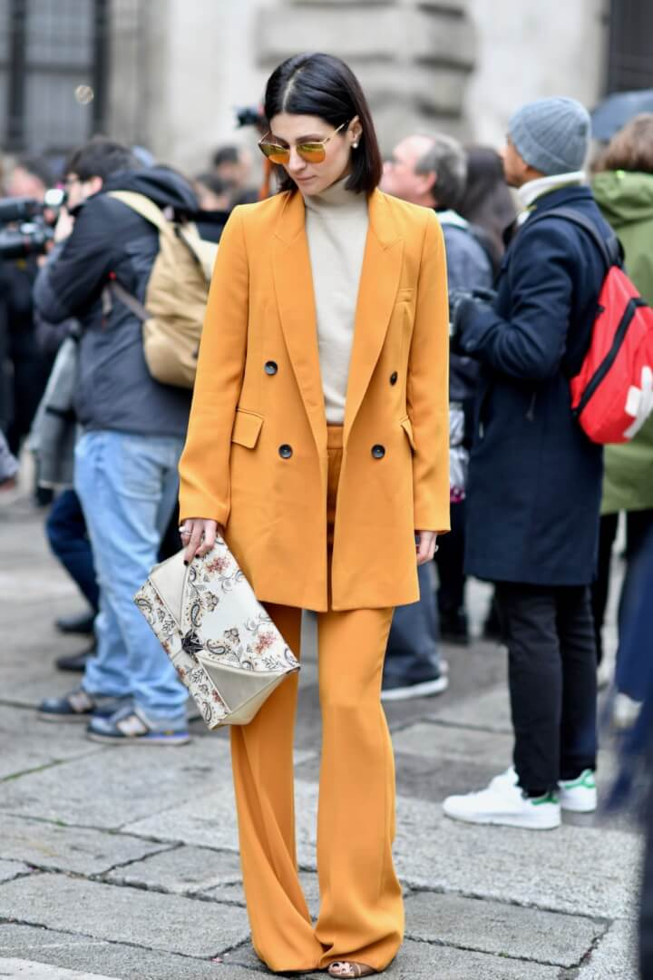 The Best Street Style Looks From Milan Fashion Week Fall2017 recommendations