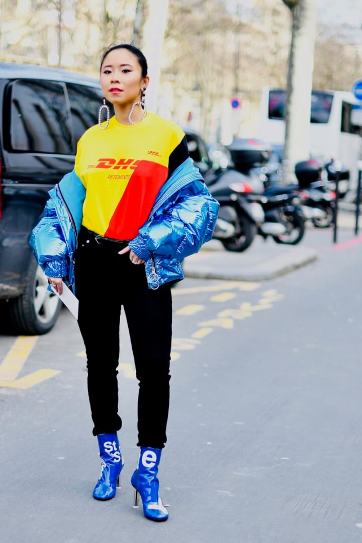 15 Fabulous StreetStyle Looks to Copy from Paris Fashion Week