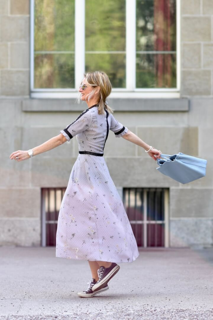 The Biggest Mistake You can make with a Lovely Floral Dress!