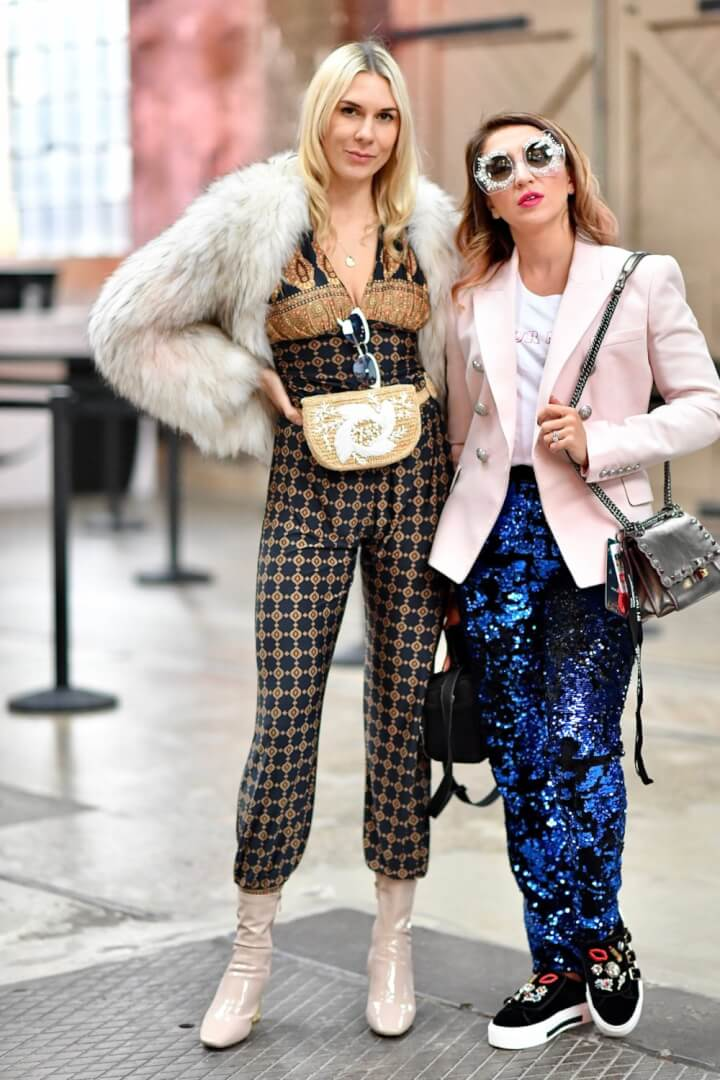 Street Style Looks from Sydney Fashion Week