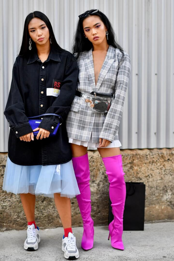 Street Style Looks from Sydney Fashion Week