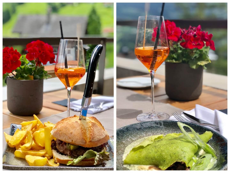 Romantik Hotel Alpina Mountain Resort & Spa, Tschiertschen