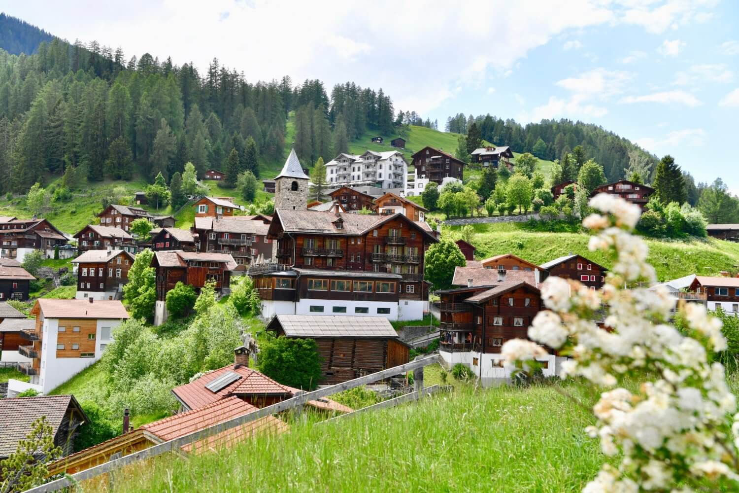 Going Back to the Roots in Luxury - Romantik Hotel Alpina Mountain Resort & Spa, Tschiertschen