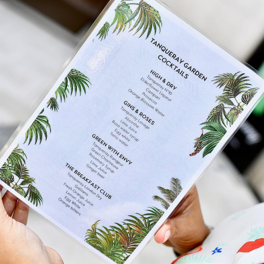 Meeting Kaitlyn Stewart - Best Barkeeper in the World & 4 Tanqueray Garden Cocktail recipes