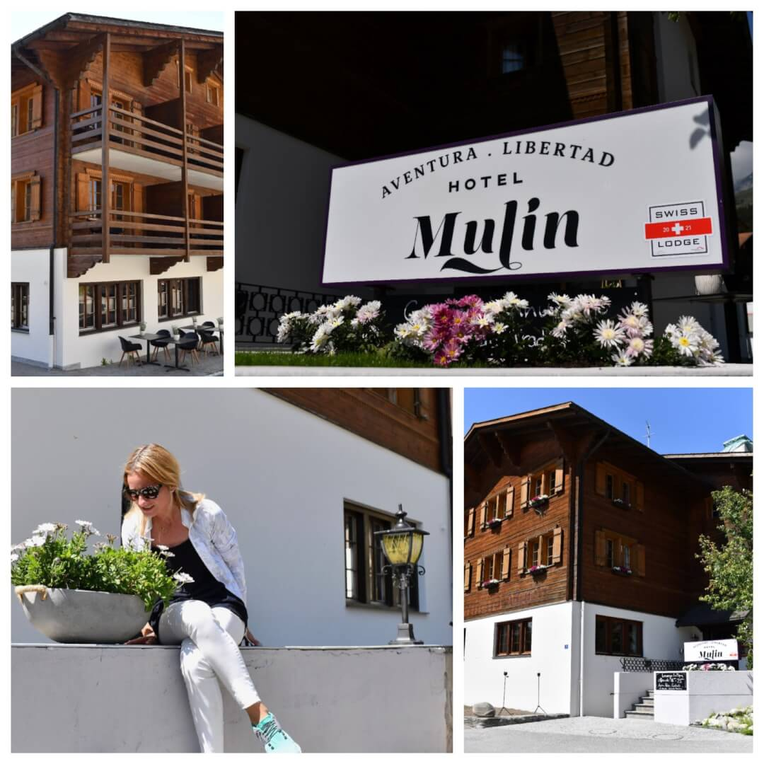 Brigels - Switzerland's Prettiest Golf Course plus an Adventure Hotel also for Horses!