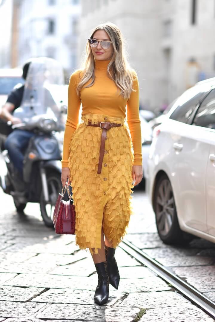 Street Style - Day 1 Milan Fashion Week