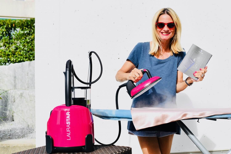 #Laurastar #Purify #Beautify #ironing #ironingmadeeasy