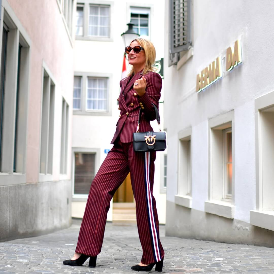 new arrival b2d54 99a93 Discovering Autumn 2018 Trends at PINKO Zurich - FunkyForty ...