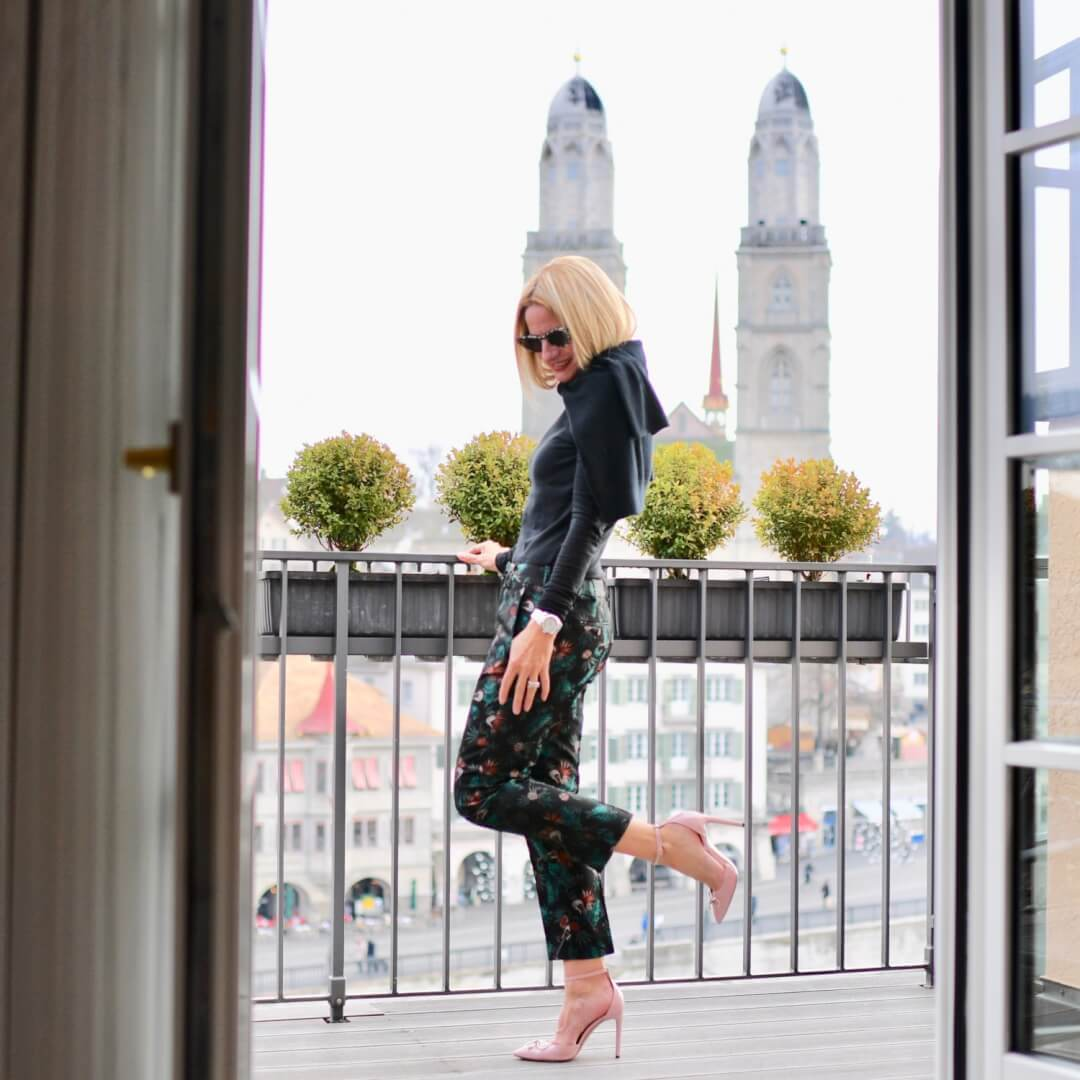 All about Fashion Federation, Terre des Hommes and Jimmy Choo Shoes for CHF 200!