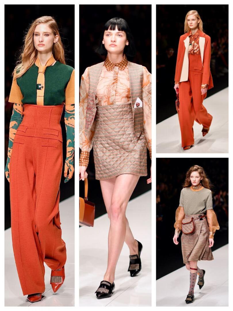 Milan Fashion Week Fall/Winter 2019 Runway Highlights