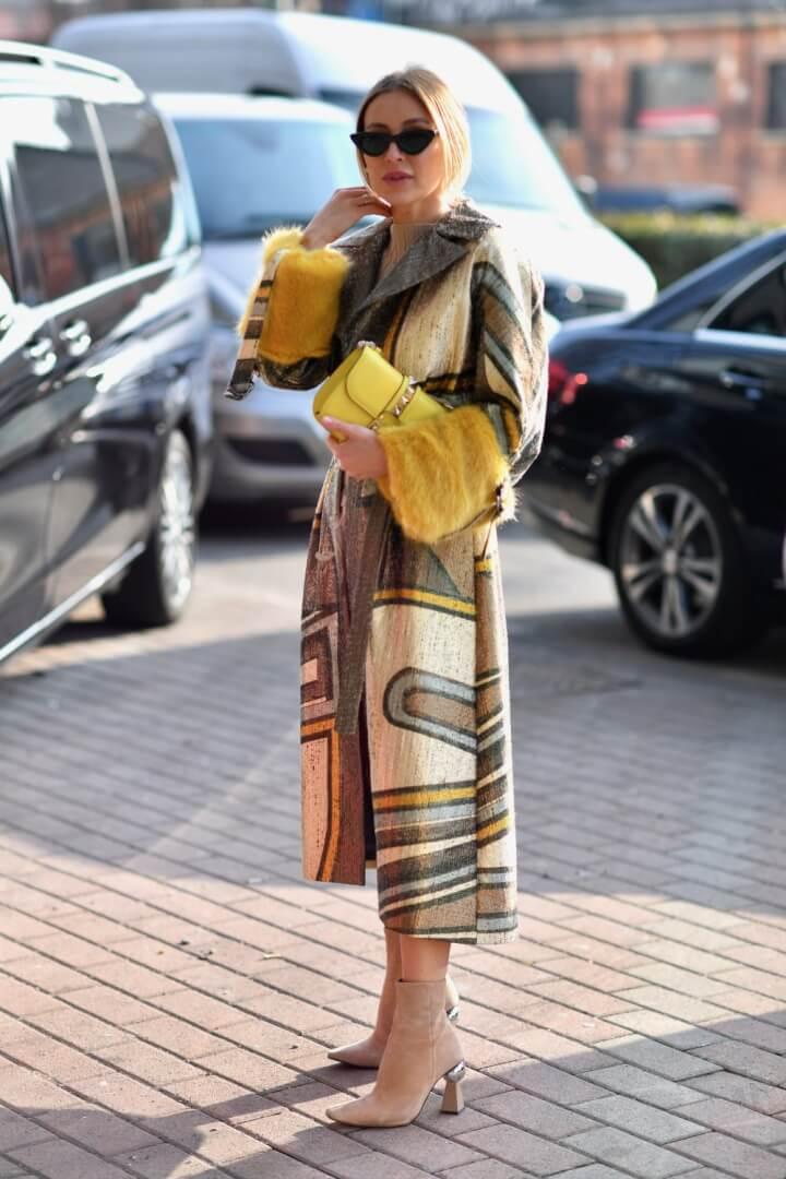Street Style – Day 2 Milan Fashion Week Fall/Winter