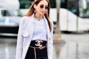 Paris Fashion Week FW19 - Street Style Part 2