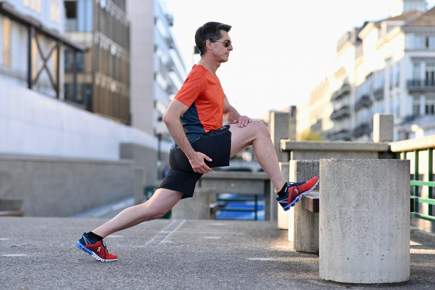The Shoe that Broke the Iron Man Record plus 6 Ways Running Improves Your Health