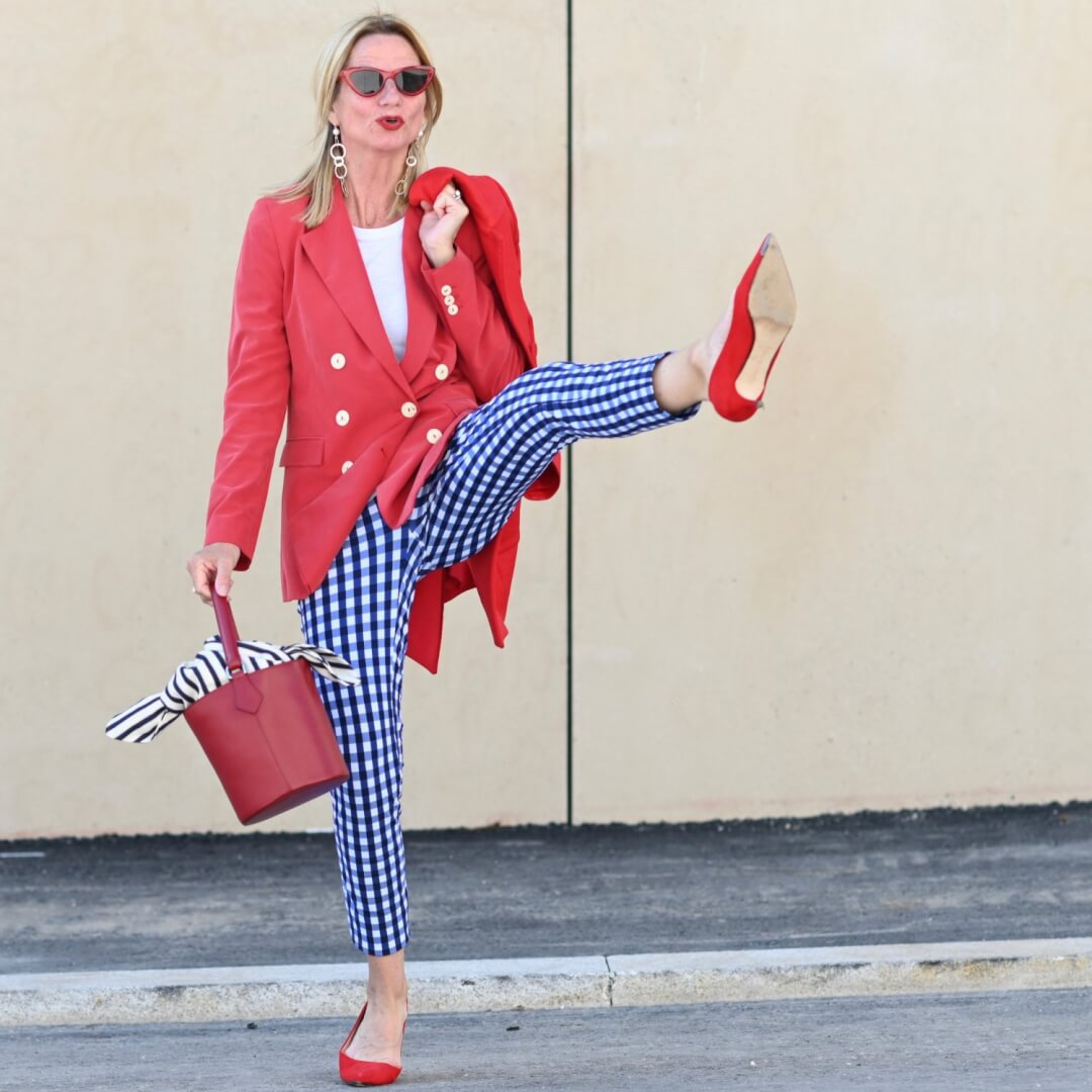 3 Red Wardrobe basics and When Not to Wear Them