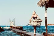 From Ghost Fishing Nets to Beautiful Timeless Swimsuits