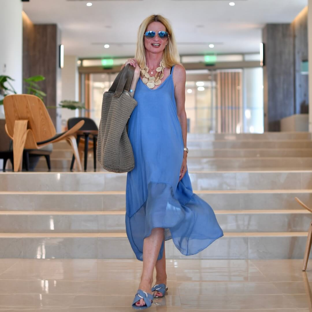 The Summer Styling Tip That Doesn't Date!
