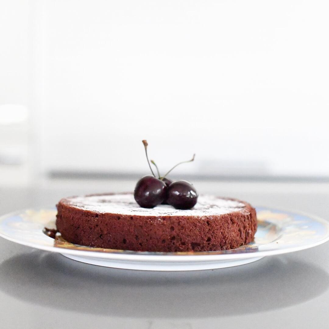 Easiest Ever Chocolate Truffle Cake