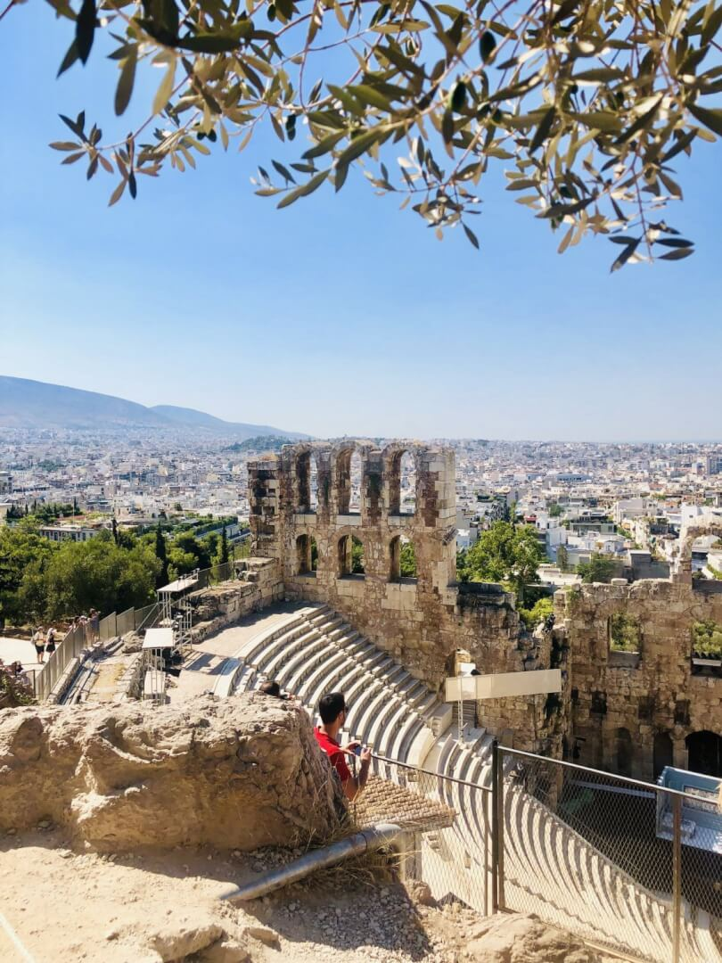 Exploring Athens and Attica