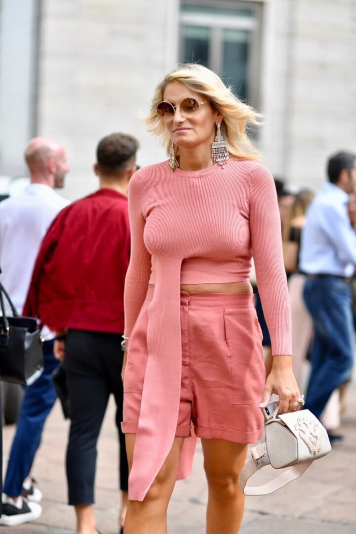 Street Style Part 1 Milan Fashion Week Spring Summer 2020 Funkyforty Funky Life Style And Fashion