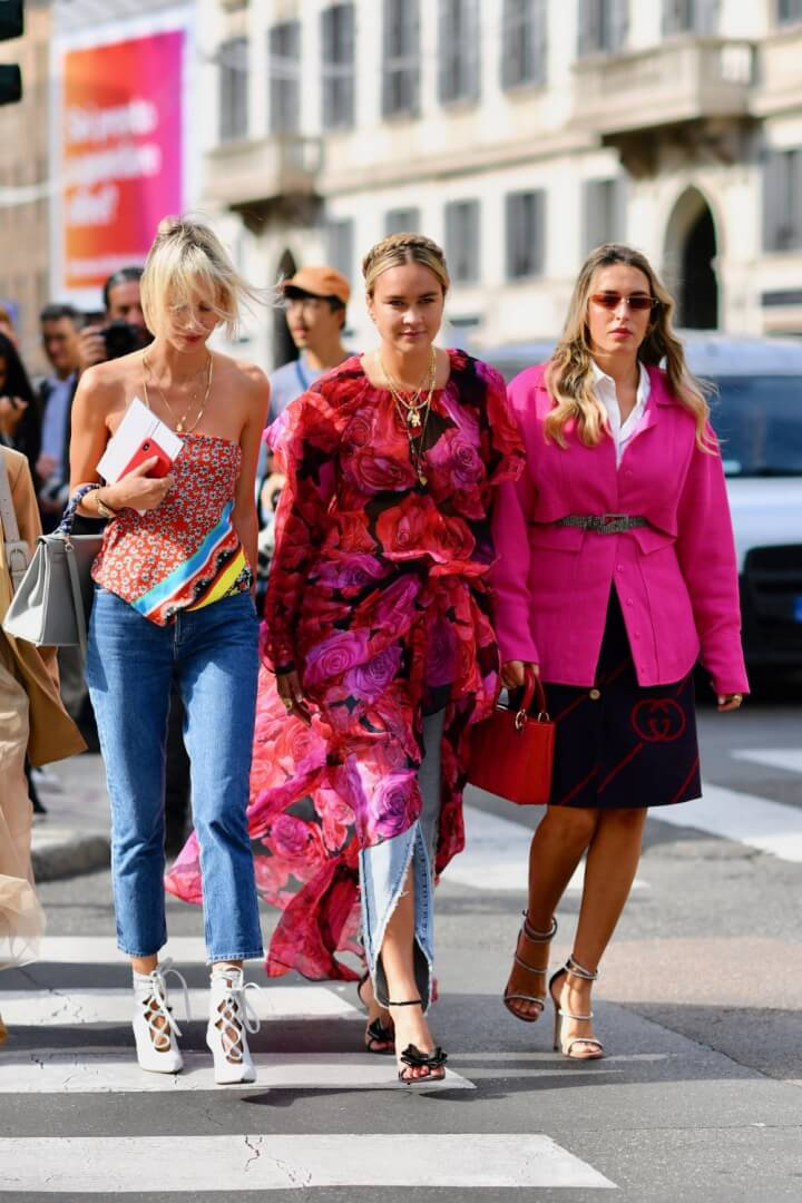 Street Style - Part 1 Milan Fashion Week Spring/Summer 2020