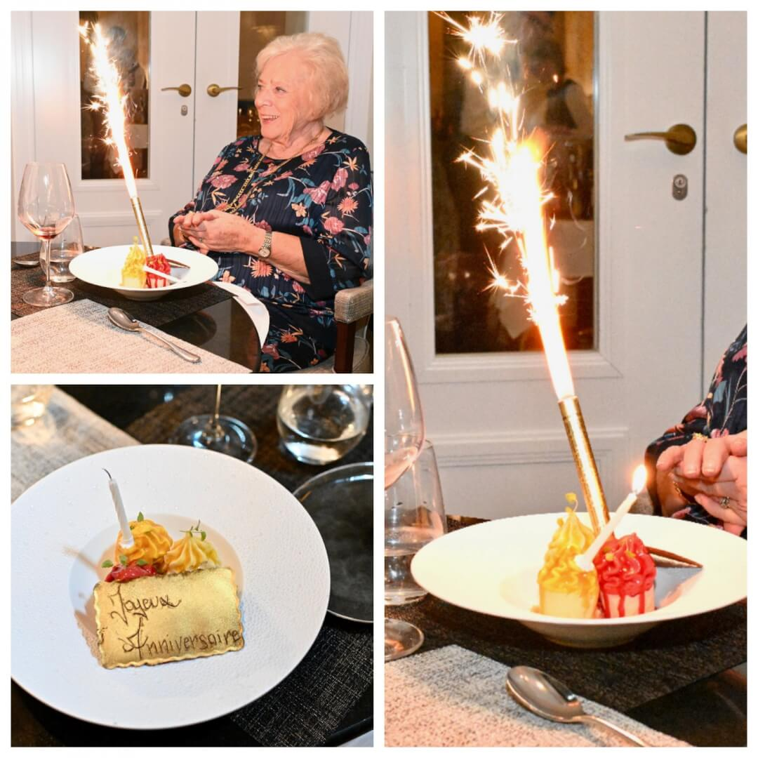 Birthday Celebration at the Royal Savoy Lausanne Hotel & spa