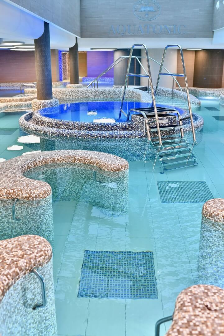 Thalasso Spa Escape with my Daughter - Le Grand Hotel des Thermes Saint-Malo