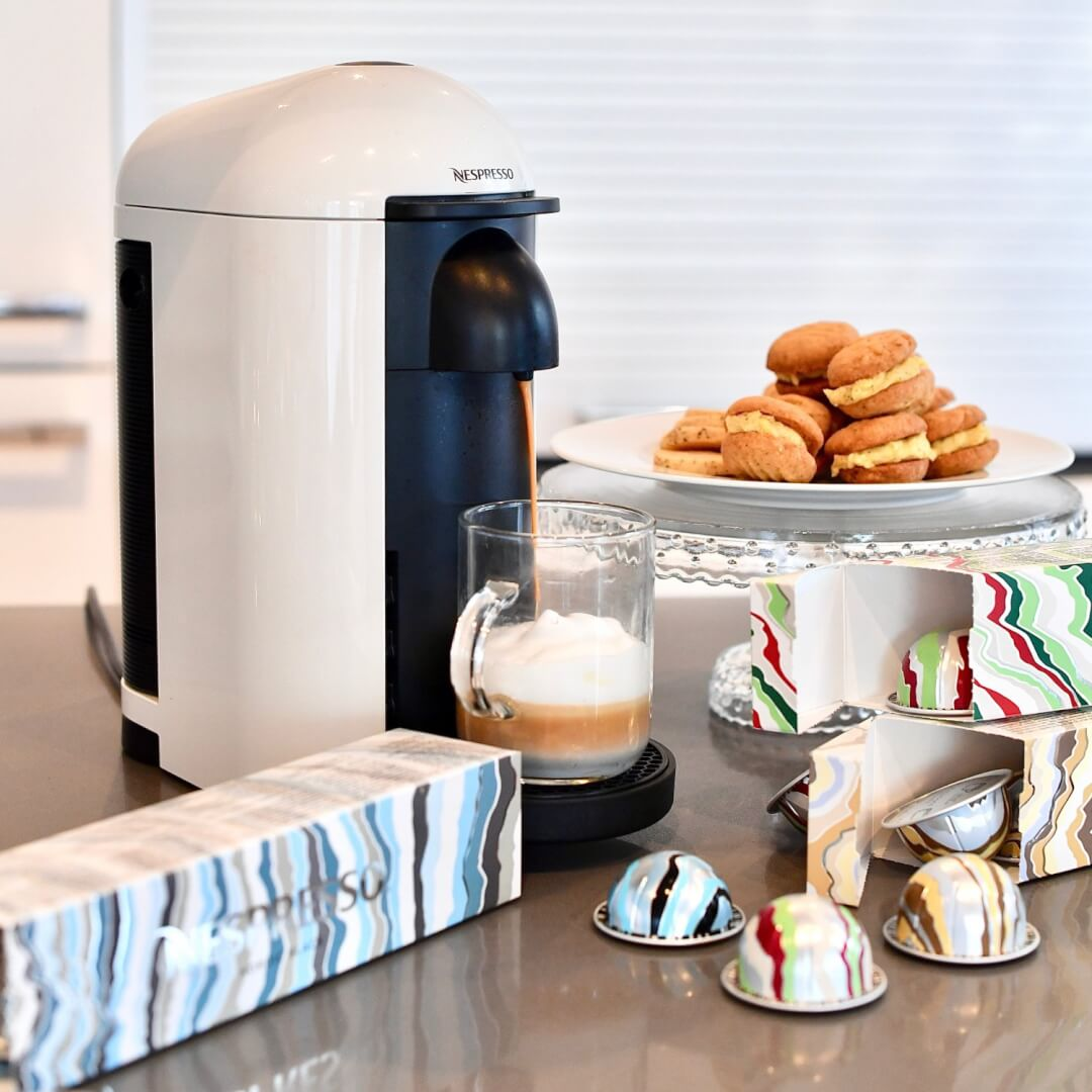 Nespresso's new Limited Edition Variations Nordic Christmas Cookie Recipe