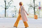 How to Wear Yellow this Winter