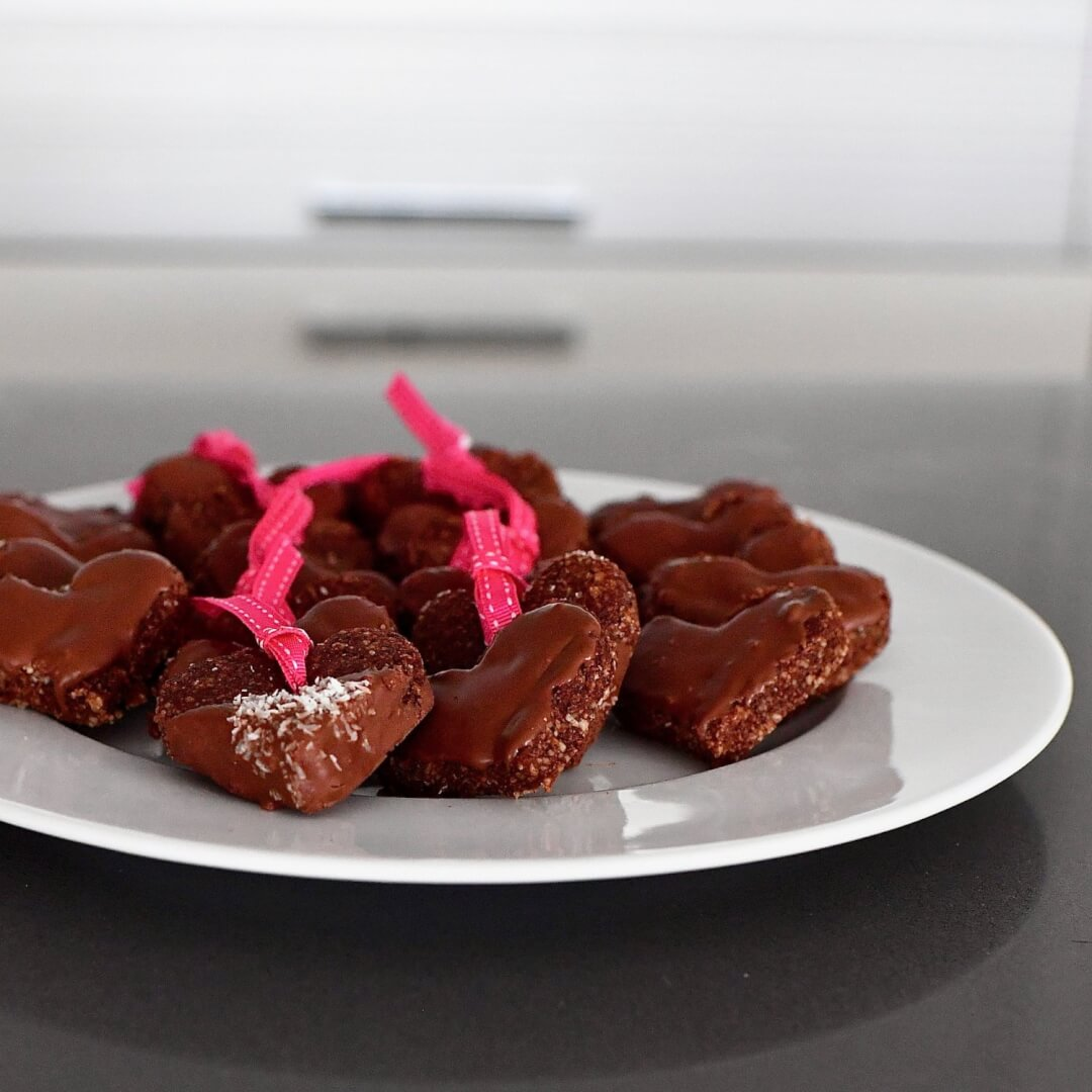 Best Ever Double Chocolate ChobaChoba Christmas Cookies