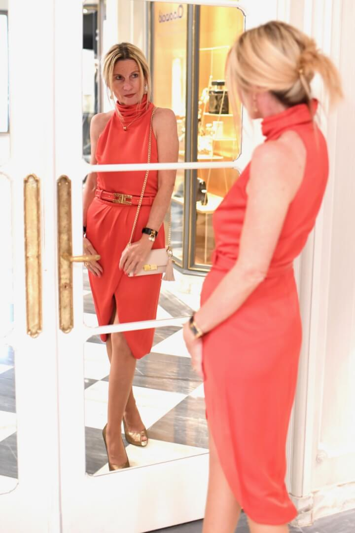 Why Every Woman Deserves a Red Party Dress