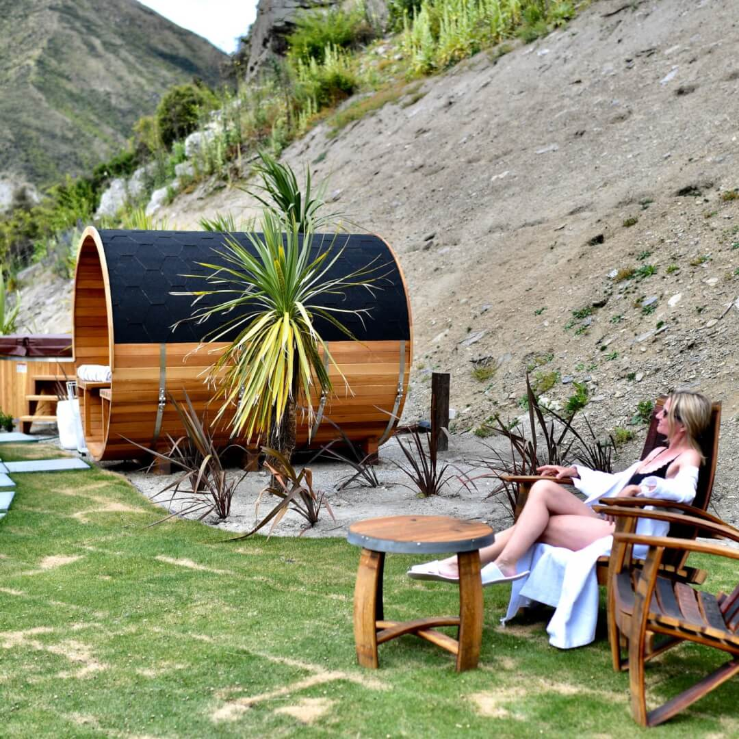 Discovering the New Spa in Queenstown, New Zealand, and More